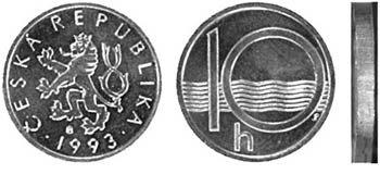 Neplatné mince - 10 haléřů